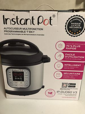 New instant pot for Sale in Detroit, MI