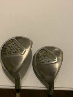The Perfect Club 3 & 5 Fairway Wood for Sale in Monrovia,  CA