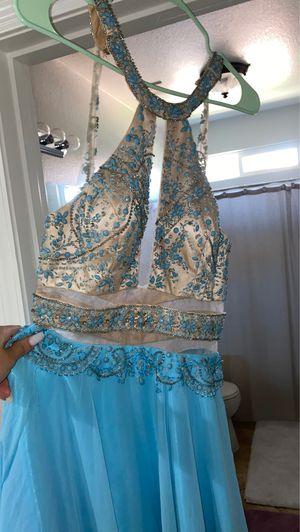 Long Prom Cinderella dress for Sale in Menifee, CA