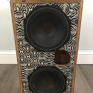 """Ev Speakers 10"""" for Sale in Paterson, NJ"""