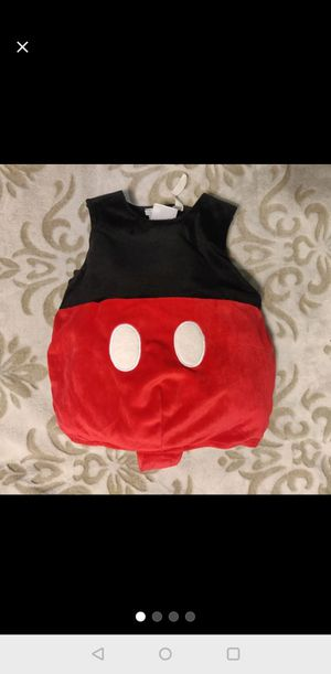 Micky Mouse baby costume 6 to 9 months for Sale in Clovis, CA