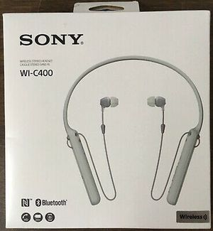 Sony Bluetooth Headphones with hands calling for Sale in Irving, TX