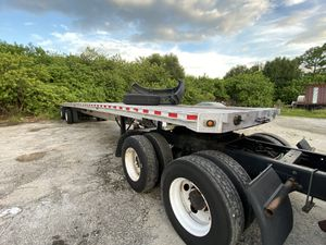 2001 Reitnour Flatbed for Sale in Fort Pierce, FL