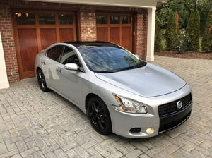 On saleee 2009 Nissan Maxima-SV FWDWheelss Nothing|Wrong for Sale in Charlotte, NC
