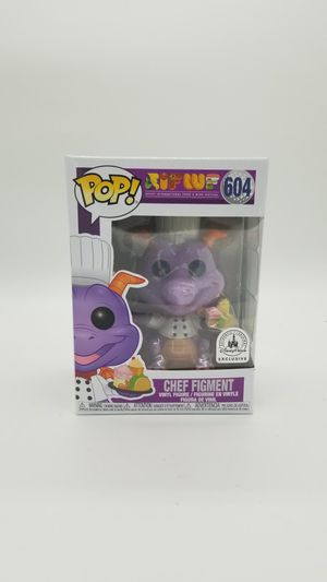 Chef Figment Funko Pop Disney Parks Exclusive for Sale in Hampstead, MD