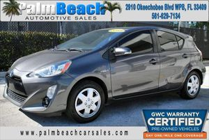 2015 Toyota Prius C for Sale in West Palm Beach, FL