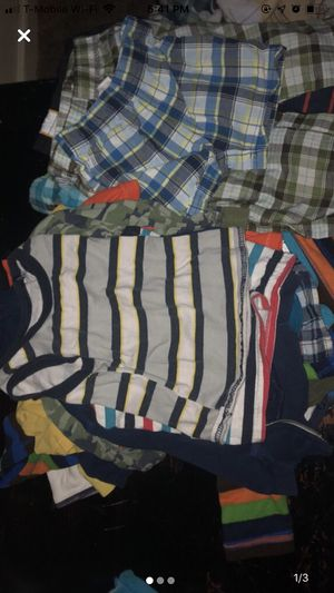 18 months old baby boy clothes for Sale in Oakland, CA