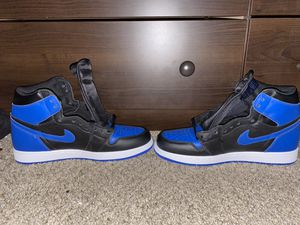Jordan 1 Retro Royal 2017 Size 9.5 for Sale in Adelphi, MD