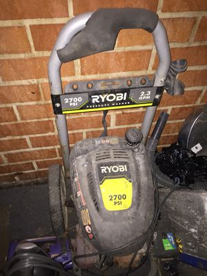 Pressure washer for Sale in Washington, DC