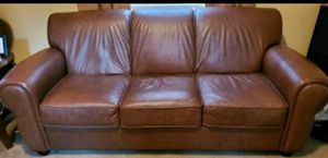 Leather Sofa for Sale in Erie, PA