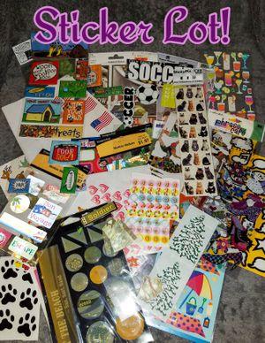Scrapbooking Sticker Lot for Sale in Romeoville, IL