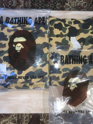 Bape x OVO Large for Sale in Houston, TX