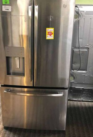 Brand New GE French Door Refrigerator (Model:GFE26JSMSS) DK for Sale in DeSoto, TX