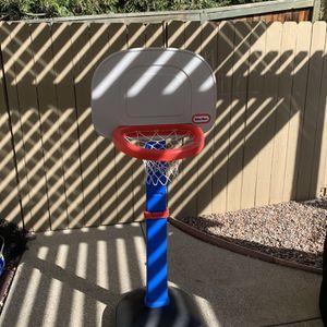 Adjustable Basketball Hoop for Sale in Rancho Santa Margarita, CA