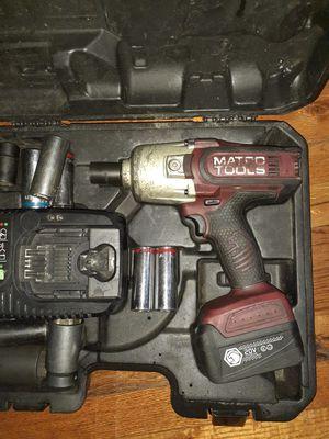 Matco Tools impact gun for Sale in Columbia, SC