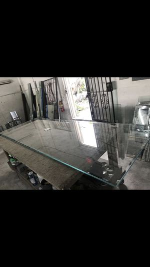 GLASS TABLE TOP for Sale in Hialeah, FL
