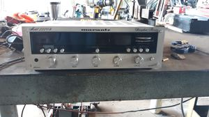 Marantz 2220 stereophonic receiver for Sale in Tacoma, WA