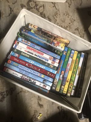 Movies (Family) for Sale in Amarillo, TX