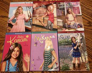 Set of 6 American Girl Books for Sale in Murfreesboro, TN