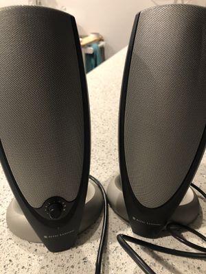 Altec Lansing computer subwoofer speaker system for Sale in Anaheim, CA