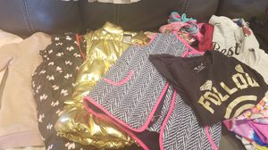 Girls clothes sizes 6,7 & a few size 8 items. for Sale in North Las Vegas, NV