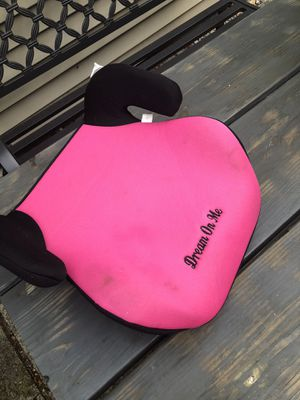 Booster backless car seat -$5 for Sale in Stoneham, MA