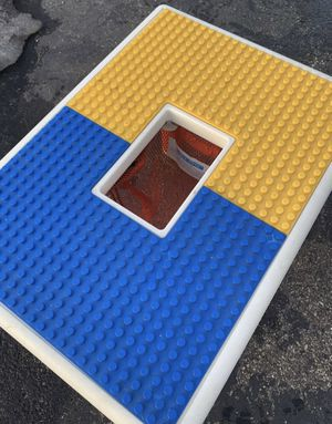 Kids Play Table With Net In Middle For Toys! for Sale in Naperville, IL