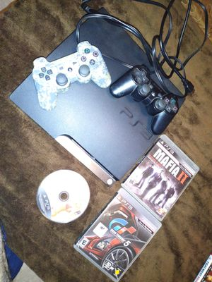 PS3 two controller for Sale in Lewisville, TX