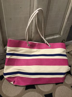 DSW Beach Bag for Sale in Pine River, MN