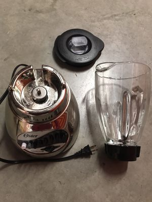 Blender new Oster for Sale in Lynnwood, WA