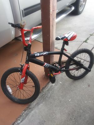 bicycle for child size 18x1.95 firm for Sale in Fort Myers, FL