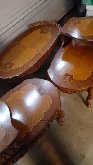 Antique tables for Sale in Rancho Cucamonga, CA