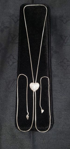 Holiday Sale! Sterling Silver Necklace! for Sale in De Pere, WI