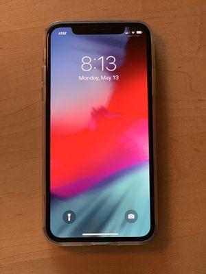 iPhone X 64gb for Sale in Acworth, GA