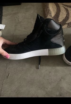 Women's Adidas Tubular Hightops Kylie Jenner Line- 8.5 for Sale in Issaquah, WA