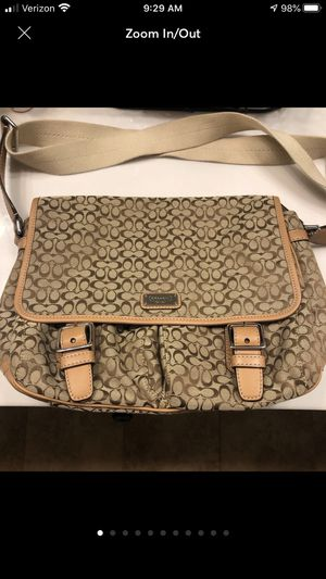 3 Authentic Coach Purses for Sale in Charlotte, NC