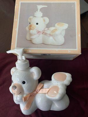 Ceramic Soap bear for Sale in Chicago, IL