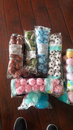 Easter Eggs Different Kinds $1 Each New for Sale in La Puente,  CA