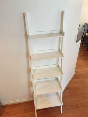 Bookshelf ladder shelf for Sale in Los Angeles, CA