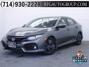 2019 Honda Civic for Sale in Garden Grove, CA