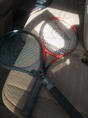 Tennis rackets with pouch for Sale in Tampa, FL