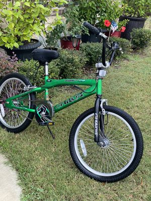 BICYCLE NEXT FS SYSTEM 20 FREE STYLE $40 for Sale in Grand Prairie, TX