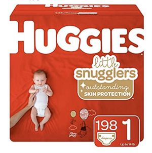 Huggies Little Snuggles Size 1 for Sale in National City, CA