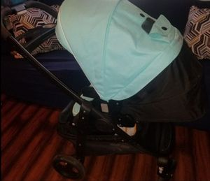 Graco click connect stroller light blue for Sale in Los Angeles, CA