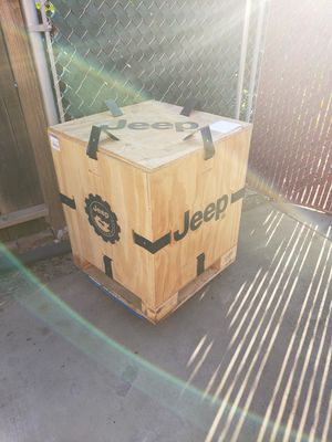 Jeep box for Sale in Bay Point, CA