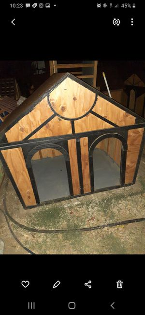 large dog houses for sale for Sale in Corona, CA