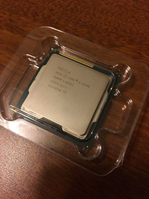 i5 3570k CPU + DDR3 desktop RAM for Sale in Mount Airy, MD