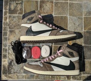 Travis Scott X Air Jordan 1 Size 11 1/5 for Sale in Red Bank, TN