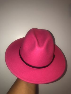 Women's Fedora Hat (Wide Brim). for Sale in Cleveland, OH
