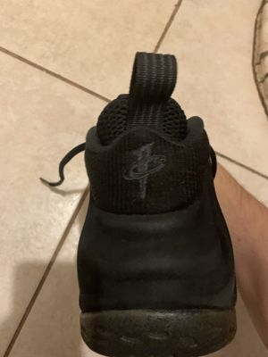 Nike air foamposite one/ authentic for Sale in Hialeah, FL